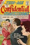 Cover for Teen-Age Confidential Confessions (Charlton, 1960 series) #14