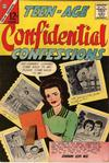 Cover for Teen-Age Confidential Confessions (Charlton, 1960 series) #16