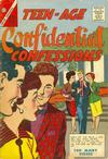 Cover for Teen-Age Confidential Confessions (Charlton, 1960 series) #17