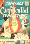 Cover for Teen-Age Confidential Confessions (Charlton, 1960 series) #20