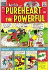 Cover for Archie as Pureheart the Powerful (Archie, 1966 series) #3