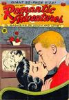 Cover for Romantic Adventures (American Comics Group, 1949 series) #21