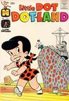 Cover for Little Dot Dotland (Harvey, 1962 series) #4