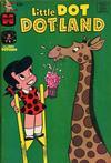Cover for Little Dot Dotland (Harvey, 1962 series) #7
