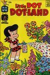 Cover for Little Dot Dotland (Harvey, 1962 series) #8