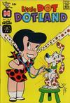 Cover for Little Dot Dotland (Harvey, 1962 series) #18