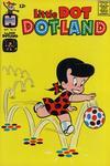 Cover for Little Dot Dotland (Harvey, 1962 series) #24