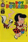 Cover for Little Dot Dotland (Harvey, 1962 series) #34