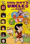 Cover for Little Dot's Uncles and Aunts (Harvey, 1961 series) #5