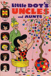 Cover for Little Dot's Uncles and Aunts (Harvey, 1961 series) #34