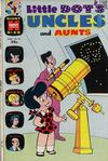 Cover for Little Dot's Uncles and Aunts (Harvey, 1961 series) #47