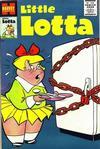 Cover for Little Lotta (Harvey, 1955 series) #2