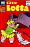 Cover for Little Lotta (Harvey, 1955 series) #3