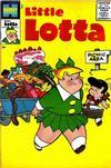 Cover for Little Lotta (Harvey, 1955 series) #4