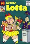 Cover for Little Lotta (Harvey, 1955 series) #6