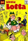 Cover for Little Lotta (Harvey, 1955 series) #7
