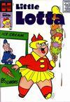 Cover for Little Lotta (Harvey, 1955 series) #8