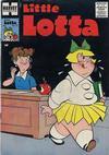 Cover for Little Lotta (Harvey, 1955 series) #19