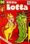 Cover for Little Lotta (Harvey, 1955 series) #20