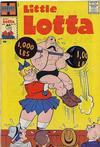 Cover for Little Lotta (Harvey, 1955 series) #25