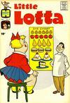 Cover for Little Lotta (Harvey, 1955 series) #37