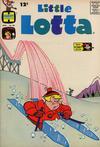 Cover for Little Lotta (Harvey, 1955 series) #40