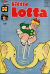 Cover for Little Lotta (Harvey, 1955 series) #43