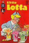 Cover for Little Lotta (Harvey, 1955 series) #49