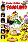 Cover for Little Lotta Foodland (Harvey, 1963 series) #1