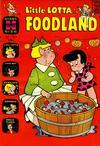Cover for Little Lotta Foodland (Harvey, 1963 series) #2