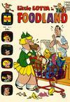Cover for Little Lotta Foodland (Harvey, 1963 series) #4