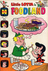 Cover for Little Lotta Foodland (Harvey, 1963 series) #7