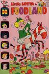 Cover for Little Lotta Foodland (Harvey, 1963 series) #18