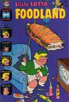 Cover for Little Lotta Foodland (Harvey, 1963 series) #21