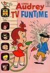 Cover for Little Audrey TV Funtime (Harvey, 1962 series) #15