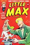 Cover for Little Max Comics (Harvey, 1949 series) #4