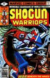 Cover for Shogun Warriors (Marvel, 1979 series) #9 [direct edition]