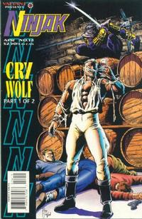 Cover Thumbnail for Ninjak (Acclaim / Valiant, 1994 series) #14