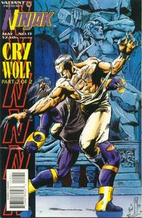Cover Thumbnail for Ninjak (Acclaim / Valiant, 1994 series) #15