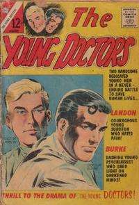 Cover Thumbnail for The Young Doctors (Charlton, 1963 series) #1