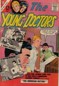 Cover Thumbnail for The Young Doctors (Charlton, 1963 series) #4
