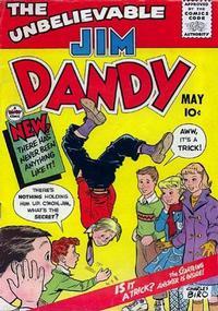 Cover for Jim Dandy (Lev Gleason, 1956 series) #1
