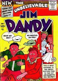 Cover Thumbnail for Jim Dandy (Lev Gleason, 1956 series) #2
