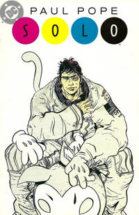 Cover Thumbnail for Solo (DC, 2004 series) #3