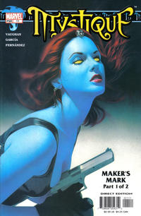 Cover Thumbnail for Mystique (Marvel, 2003 series) #11