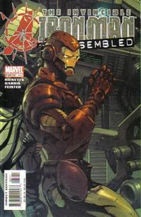 Cover Thumbnail for Iron Man (Marvel, 1998 series) #87 (432) [Direct Edition]