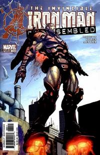 Cover Thumbnail for Iron Man (Marvel, 1998 series) #89 (434) [Direct Edition]