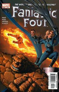 Cover Thumbnail for Fantastic Four (Marvel, 1998 series) #516 [Direct Edition]
