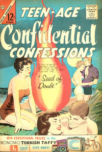 Cover Thumbnail for Teen-Age Confidential Confessions (Charlton, 1960 series) #20