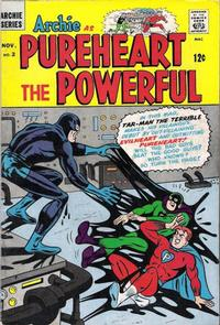 Cover Thumbnail for Archie as Pureheart the Powerful (Archie, 1966 series) #2